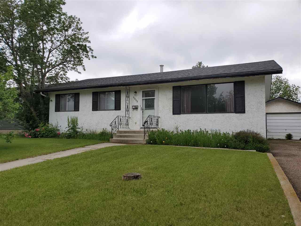 Main Photo: 5550 55A Street: Wetaskiwin House for sale : MLS®# E4162719