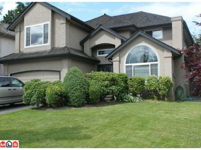 Main Photo: 10139 171A Street in Surrey: Fraser Heights House for sale : MLS®# F1117121