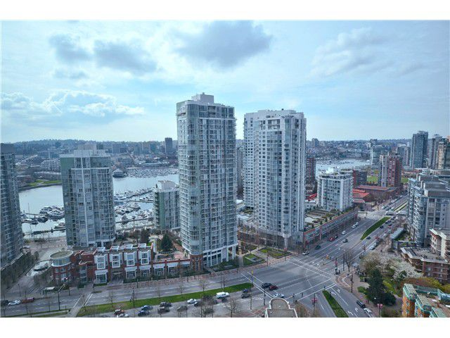 Main Photo: 3007 1008 CAMBIE Street in Vancouver: Yaletown Condo for sale (Vancouver West)  : MLS®# V999838