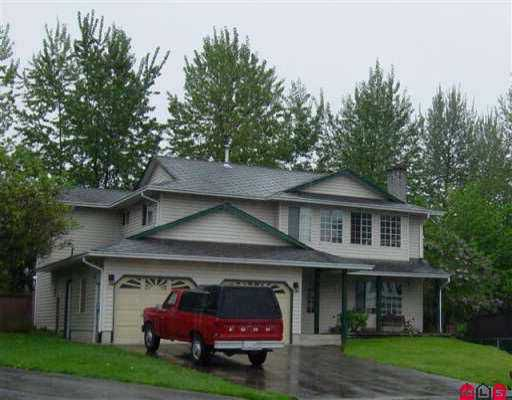 Main Photo: 2698 DEHAVILLAND CT in Abbotsford: Abbotsford West House for sale : MLS®# F2611419