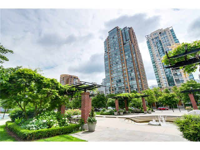 """Main Photo: 2309 1188 RICHARDS Street in Vancouver: Yaletown Condo for sale in """"PARK PLAZA"""" (Vancouver West)  : MLS®# V1112068"""