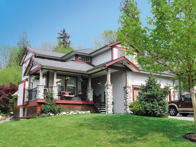 """Main Photo: 24627 106TH Avenue in Maple Ridge: Albion House for sale in """"THE UPLANDS AT MAPLE CREST"""" : MLS®# V1117740"""