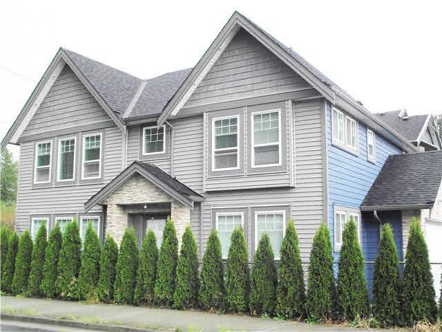 Main Photo: 4066 JOSEPH Place in PORT COQ: Lincoln Park PQ House for sale (Port Coquitlam)  : MLS®# V1137349
