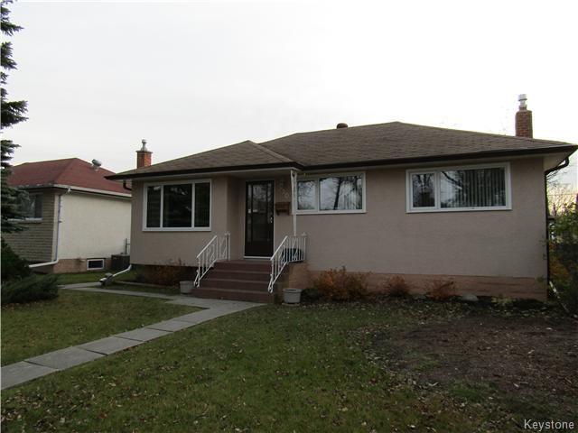 Main Photo: 330 Greene Avenue in WINNIPEG: East Kildonan Residential for sale (North East Winnipeg)  : MLS®# 1530271