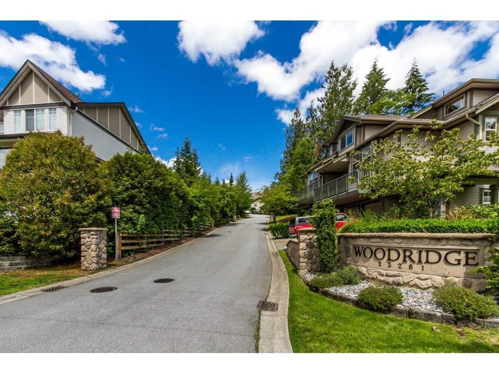"Main Photo: 20 23281 KANAKA Way in Maple Ridge: Cottonwood MR Townhouse for sale in ""WOODRIDGE ESTATES"" : MLS®# R2080999"