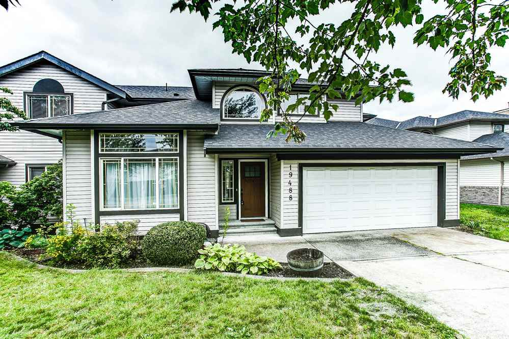 Main Photo: 19488 PARK Road in Pitt Meadows: Mid Meadows House for sale : MLS®# R2083206