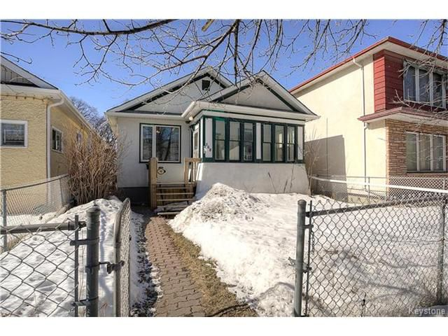 Main Photo: 368 Banning Street in Winnipeg: Sargent Park Residential for sale (5C)  : MLS®# 1704383