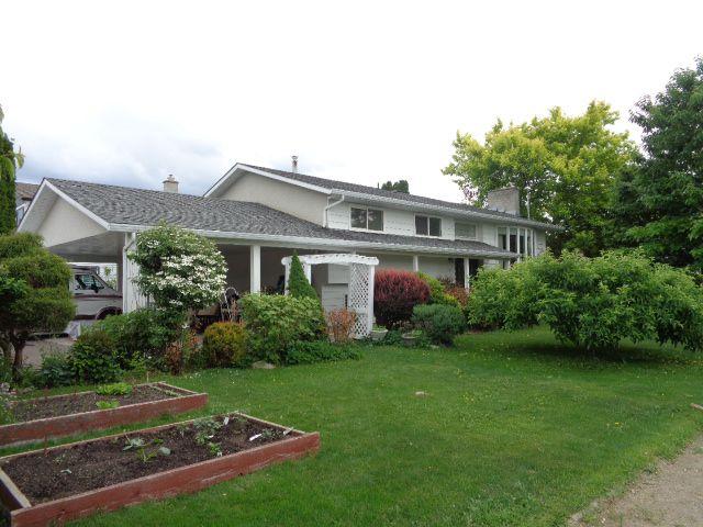 Main Photo: 847 INVERMERE COURT in KAMLOOPS: BROCKLEHURST House for sale : MLS®# 140742