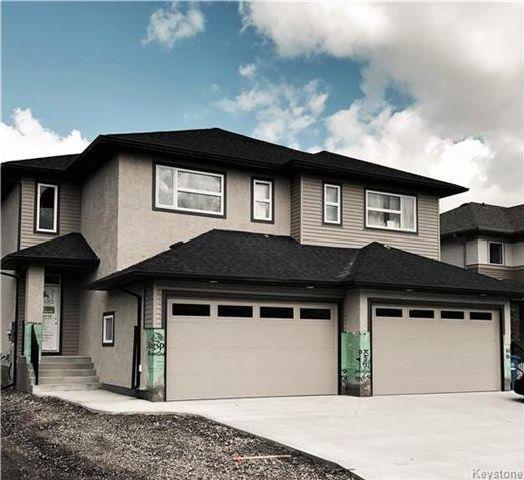 Main Photo: 80 Larry Vickar Drive West in Winnipeg: Devonshire Village Residential for sale (3K)  : MLS®# 1715887