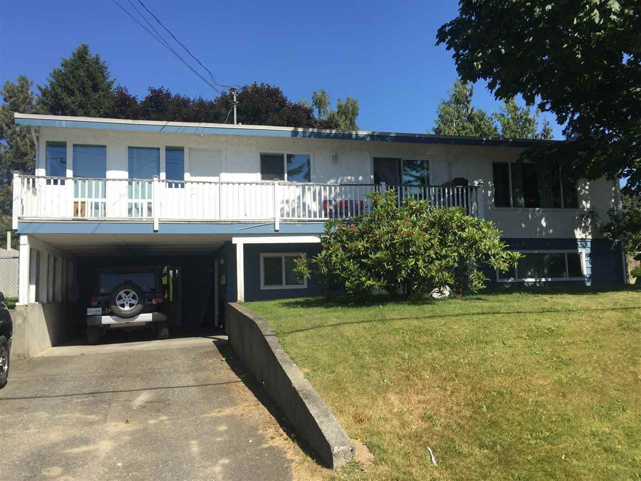 Main Photo: 2038 MARTENS Street in Abbotsford: Poplar House for sale : MLS®# R2187338