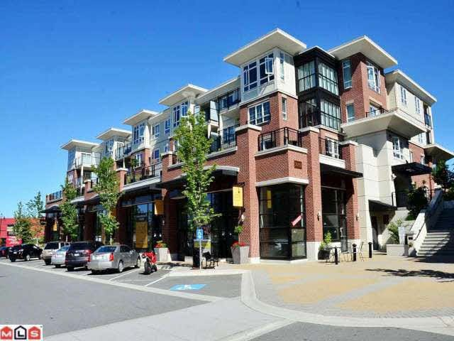 "Main Photo: 208 2950 KING GEORGE Boulevard in Surrey: King George Corridor Condo for sale in ""HIGH STREET"" (South Surrey White Rock)  : MLS®# R2191381"