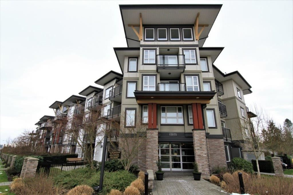 "Main Photo: 102 12075 EDGE Street in Maple Ridge: West Central Condo for sale in ""EDGE ON EDGE"" : MLS®# R2239493"