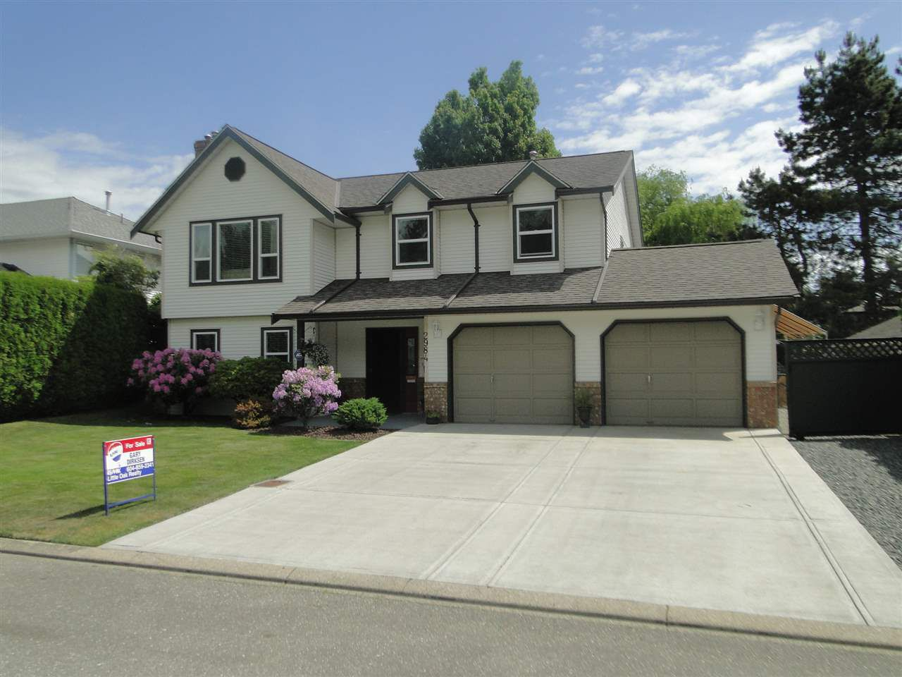 Main Photo: 2984 EASTVIEW Street in Abbotsford: Central Abbotsford House for sale : MLS®# R2272510