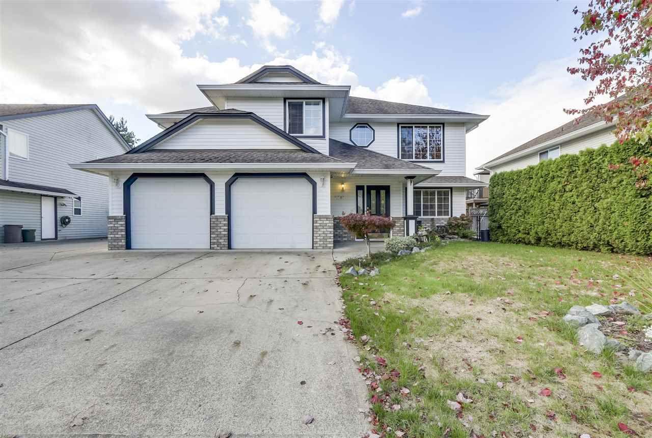 Main Photo: 2707 BLACKHAM Drive in Abbotsford: Abbotsford East House for sale : MLS®# R2308123