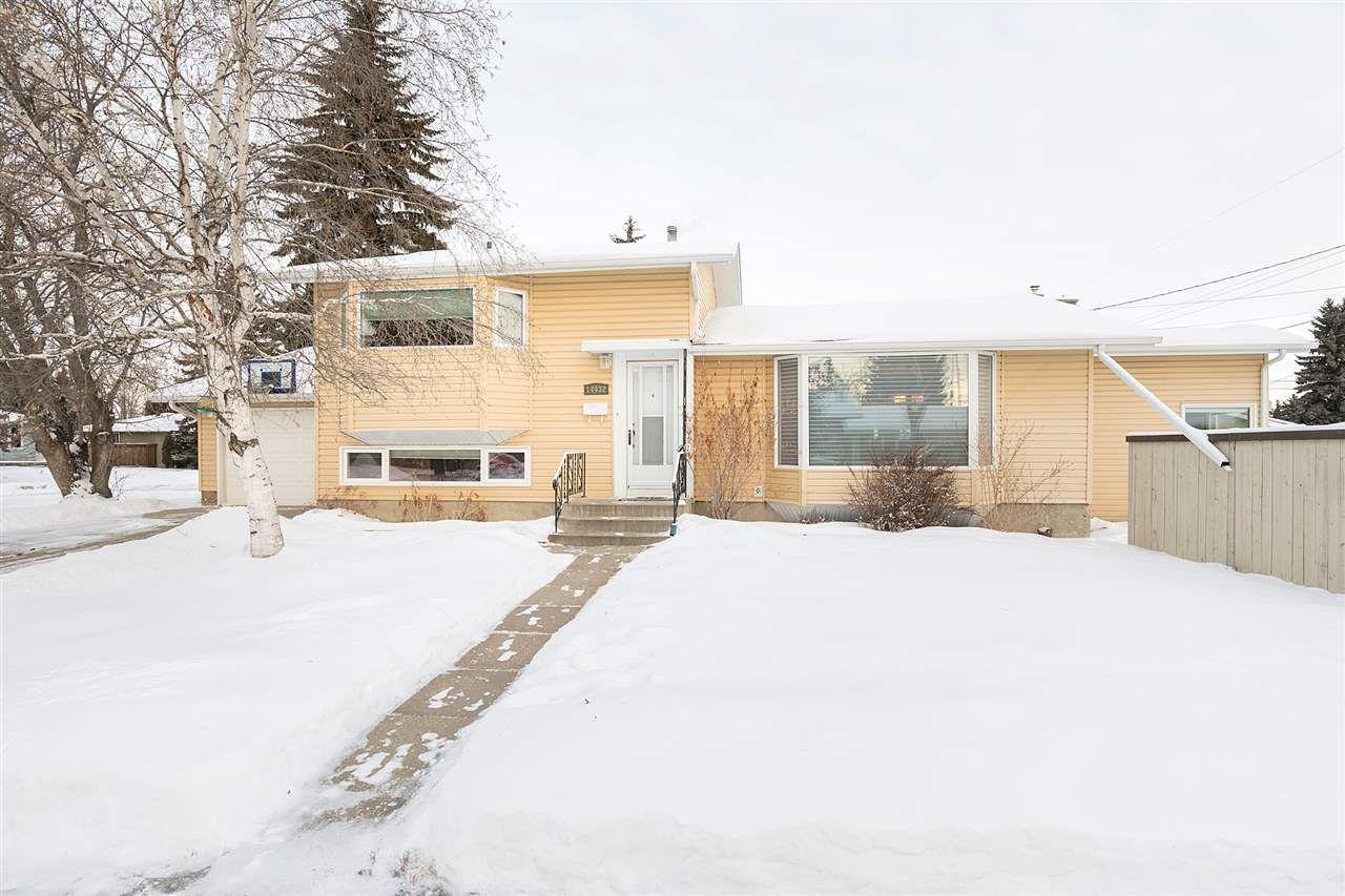 Main Photo: 14432 79 Avenue in Edmonton: Zone 10 House for sale : MLS®# E4139727