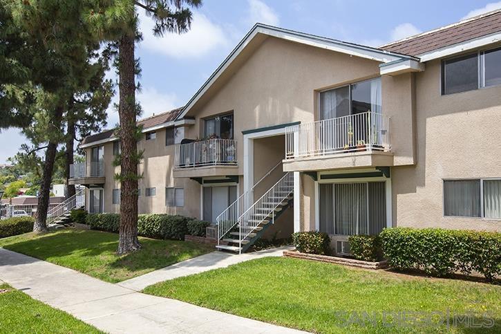 Main Photo: LA MESA Condo for sale : 2 bedrooms : 4475 Dale Ave #121