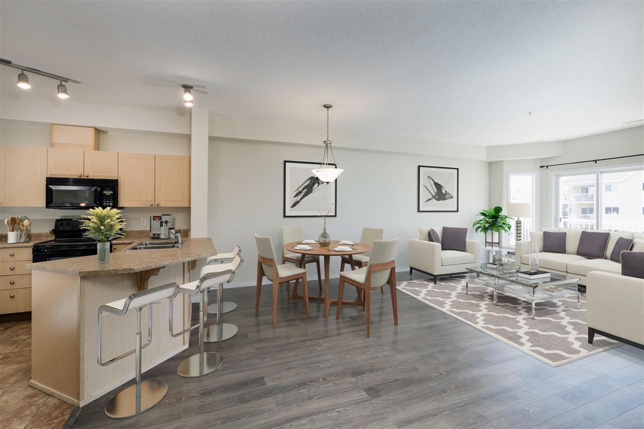 Main Photo: 319 4304 139 Avenue in Edmonton: Zone 35 Condo for sale : MLS®# E4153867