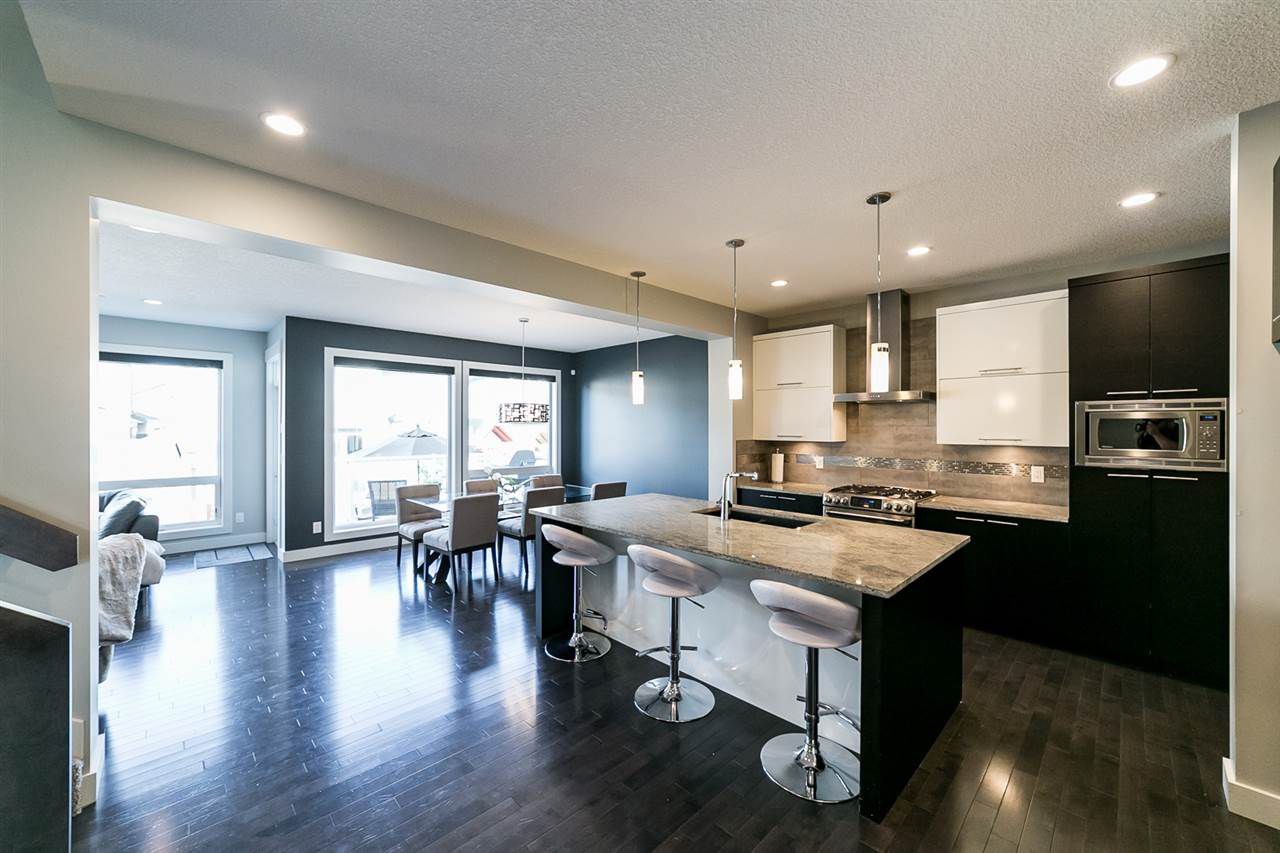 Granite Countertops Throughout Home (Kitchen & All Baths)