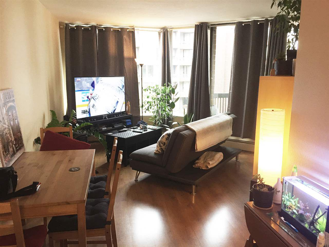 Main Photo: 721 1333 HORNBY Street in Vancouver: Downtown VW Condo for sale (Vancouver West)  : MLS®# R2364295