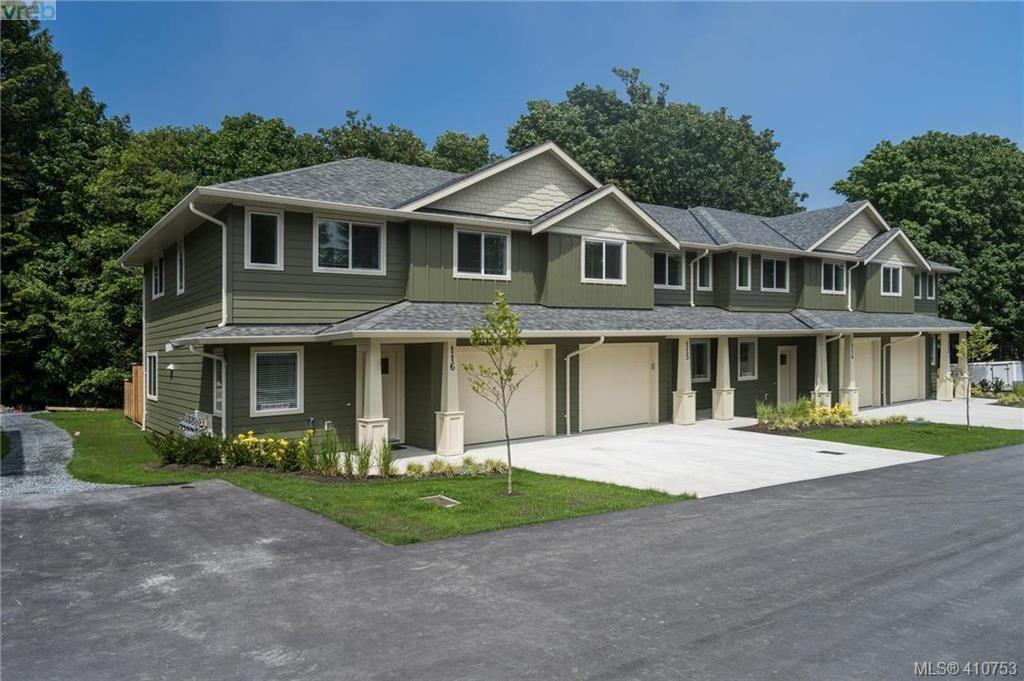Main Photo: 115 2117 Charters Road in SOOKE: Sk Sooke Vill Core Row/Townhouse for sale (Sooke)  : MLS®# 410753
