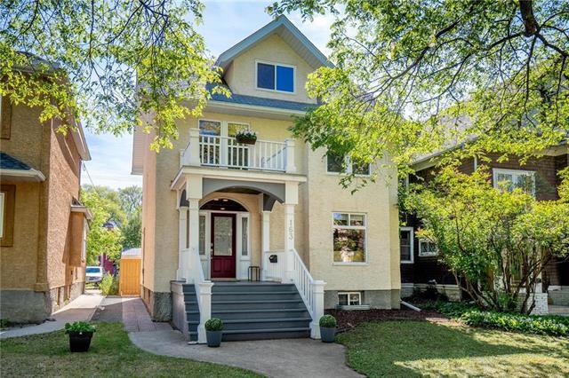 Main Photo: 163 Arlington Street in Winnipeg: Wolseley Residential for sale (5B)  : MLS®# 1917311