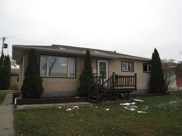 Main Photo: 340 Harold West Avenue in WINNIPEG: Transcona Residential for sale (North East Winnipeg)  : MLS®# 1122479