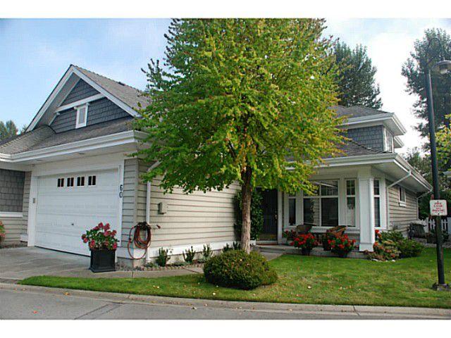 """Main Photo: 60 5900 FERRY Road in Ladner: Neilsen Grove Townhouse for sale in """"CHESAPEAKE LANDING"""" : MLS®# V1044260"""