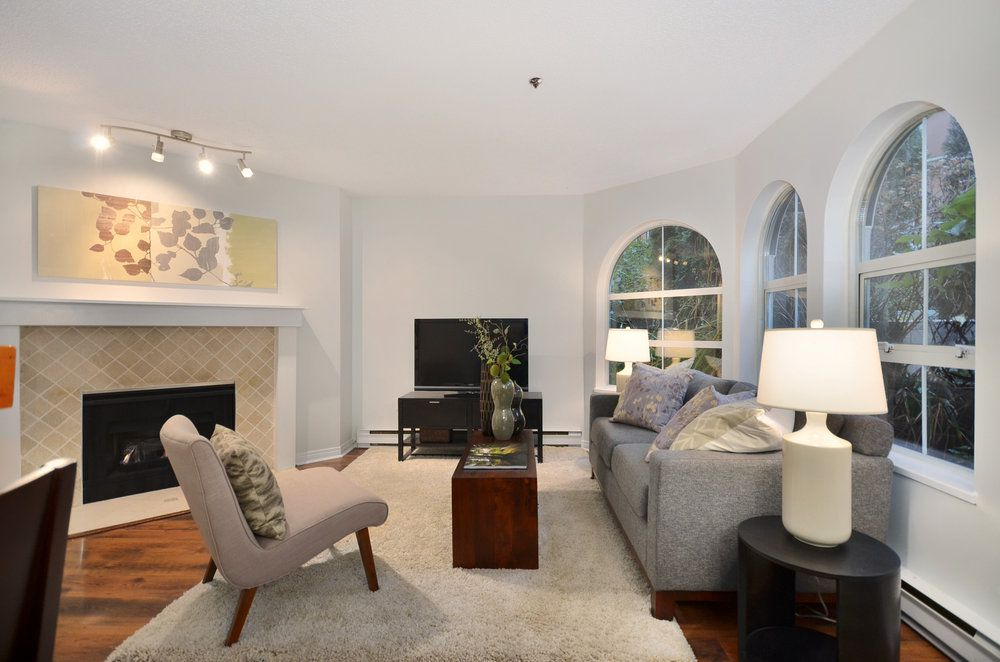 Main Photo: 107 1040 west 8th Avenue in Vancouver: Home for sale : MLS®# V983727