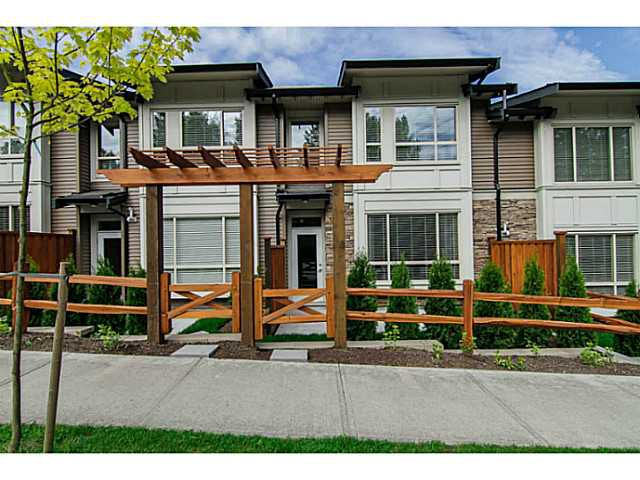 "Main Photo: 8 23986 104 Avenue in Maple Ridge: Albion Townhouse for sale in ""SPENCER BROOK"" : MLS®# V1066745"