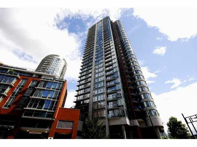 "Main Photo: 609 688 ABBOTT Street in Vancouver: Downtown VW Condo for sale in ""FIRENZE II"" (Vancouver West)  : MLS®# V1123512"