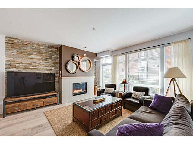 "Main Photo: 2969 WALL Street in Vancouver: Hastings East Townhouse for sale in ""AVANT"" (Vancouver East)  : MLS®# V1133275"