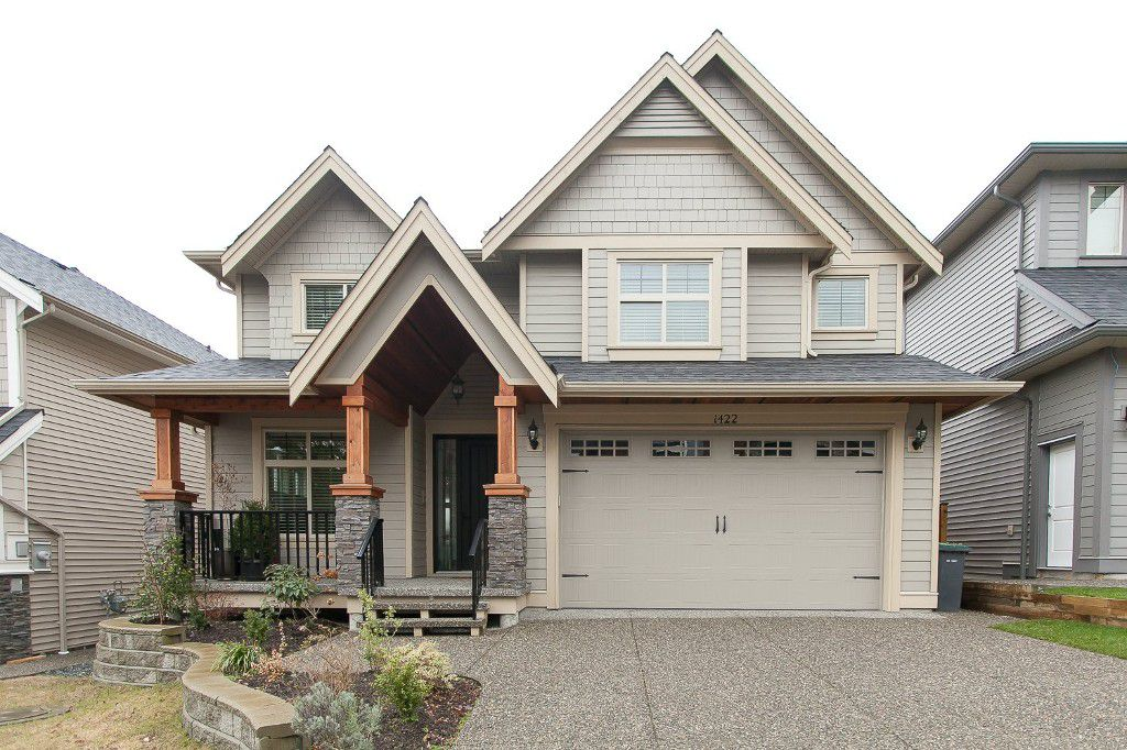 Main Photo: 1422 DUCHESS Street in Coquitlam: Burke Mountain House for sale : MLS®# R2033650