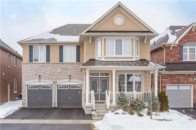 Main Photo: 56 Locomotive Crest in Brampton: Northwest Brampton House (2-Storey) for sale : MLS®# W3431349