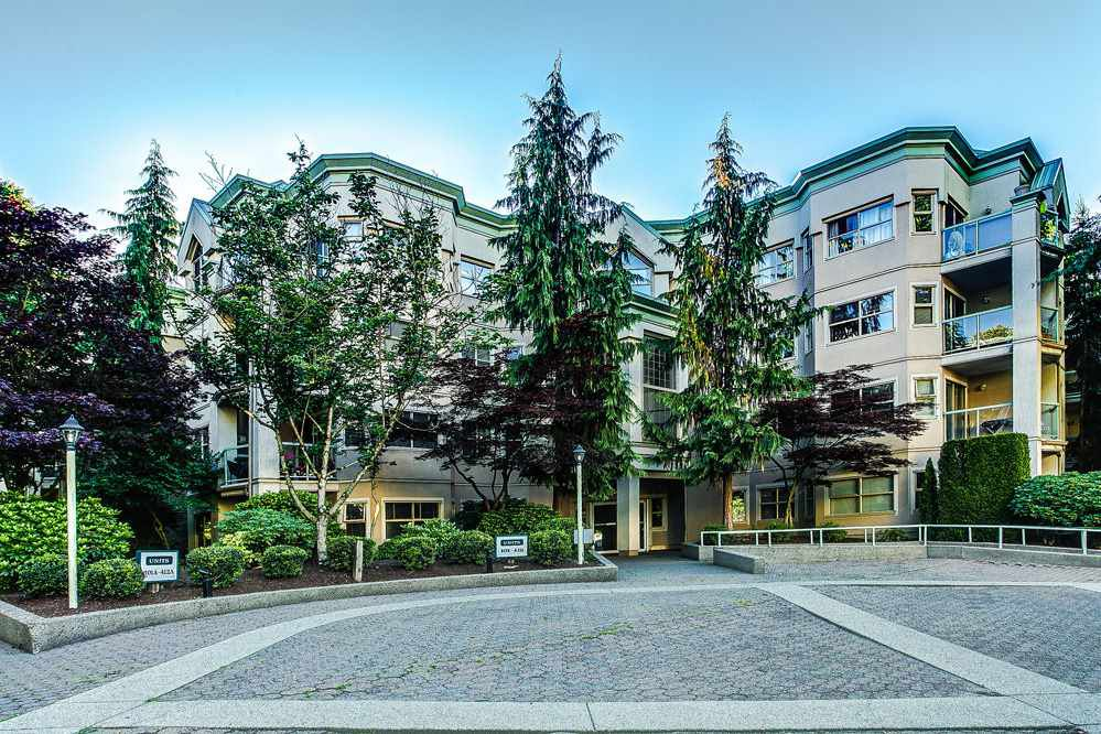 "Main Photo: 310 2615 JANE Street in Port Coquitlam: Central Pt Coquitlam Condo for sale in ""BURLEIGH GREEN"" : MLS®# R2077543"
