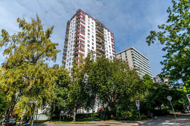 Main Photo: 2205 1251 CARDERO Street in Vancouver: West End VW Condo for sale (Vancouver West)  : MLS®# R2109496