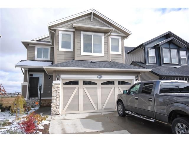 Main Photo: 394 WILLIAMSTOWN Green NW: Airdrie House for sale : MLS®# C4085724