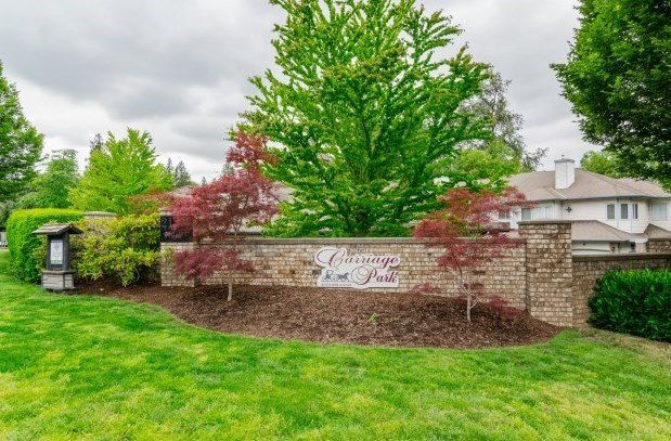 """Main Photo: 45 21579 88B Avenue in Langley: Walnut Grove Townhouse for sale in """"Carriage Park"""" : MLS®# R2116188"""