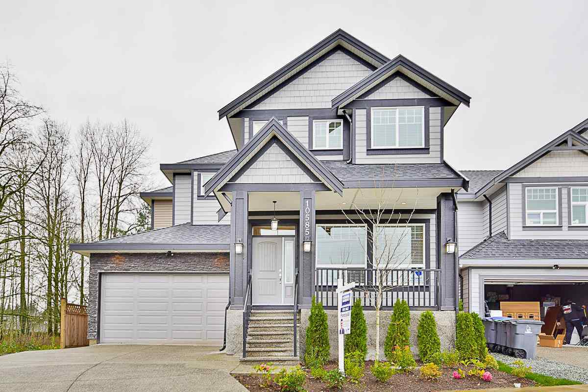 Main Photo: 10585 159B Street in Surrey: Fraser Heights House for sale (North Surrey)  : MLS®# R2125434