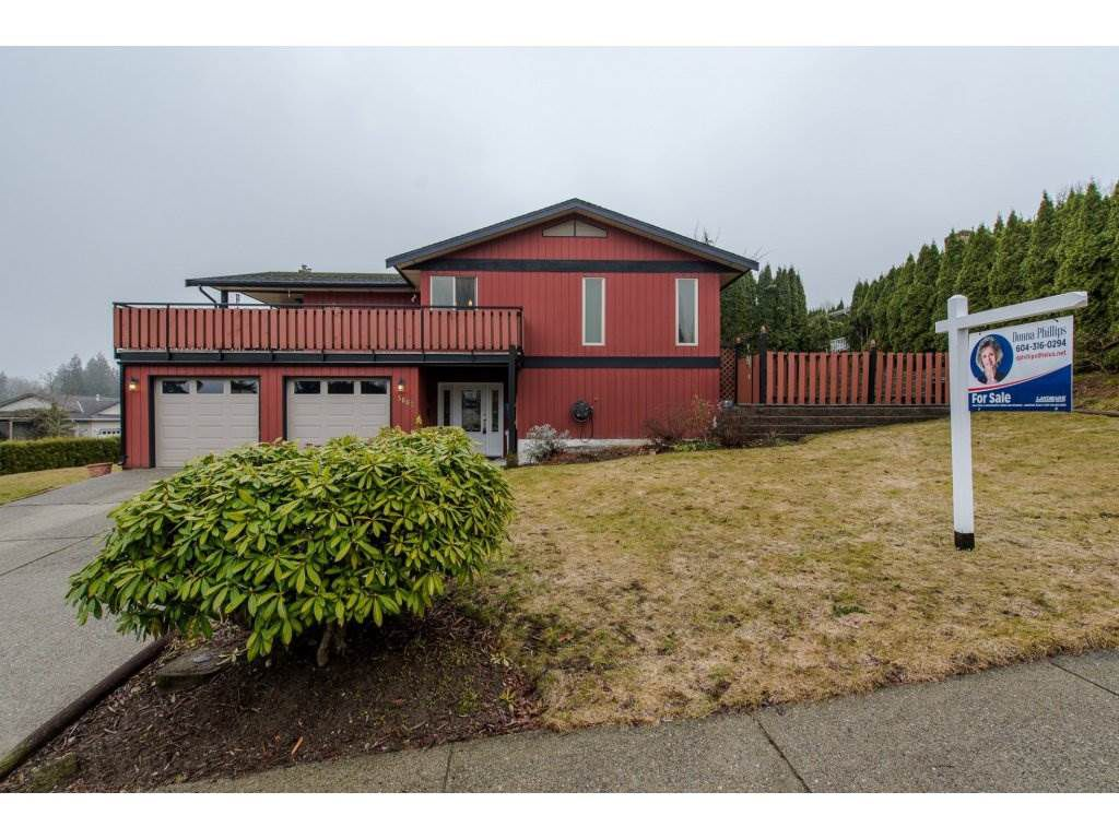 Main Photo: 3662 HURST Crescent in Abbotsford: Abbotsford East House for sale : MLS®# R2139674