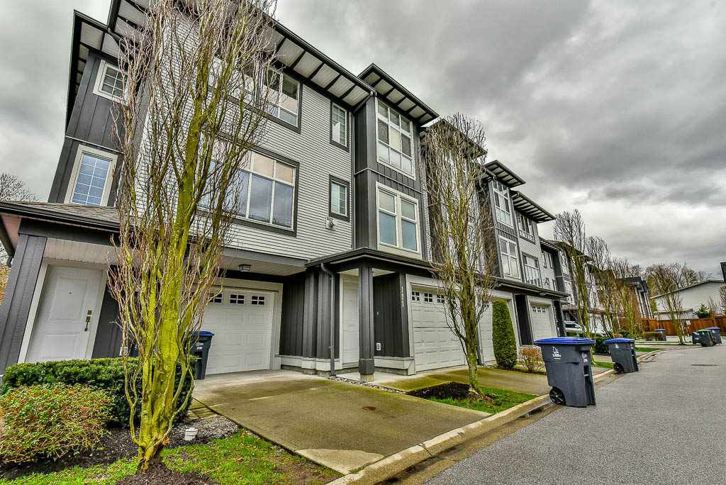 """Main Photo: 110 18777 68A Avenue in Surrey: Clayton Townhouse for sale in """"Compass"""" (Cloverdale)  : MLS®# R2148889"""