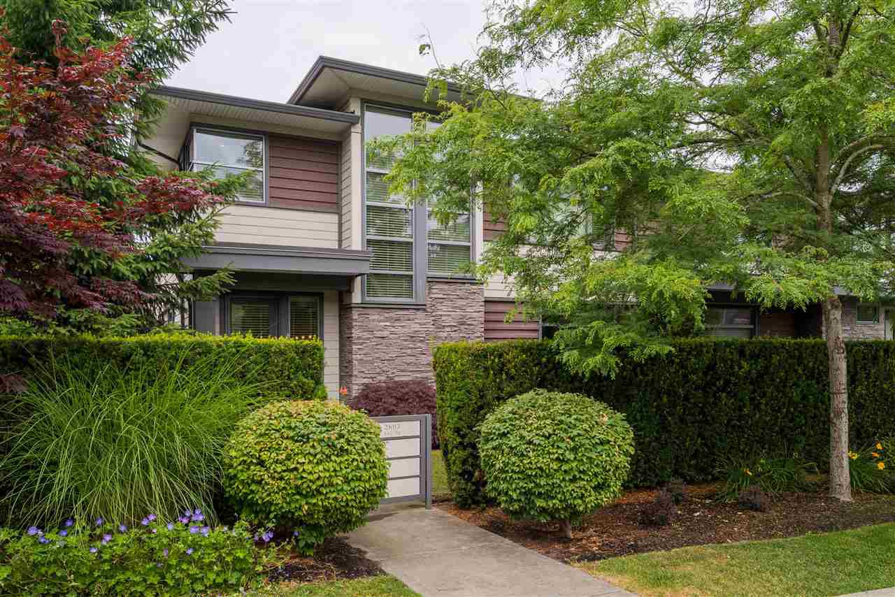 Main Photo: 6 2603 162 STREET in Surrey: Grandview Surrey Townhouse for sale (South Surrey White Rock)  : MLS®# R2187387