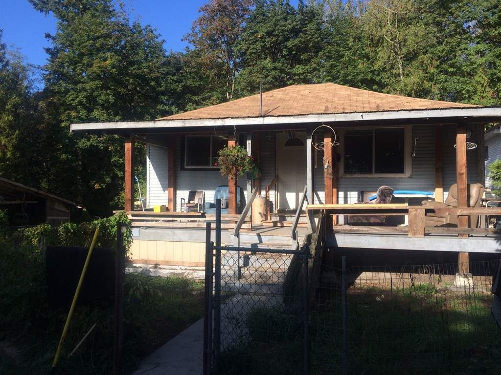 Main Photo: 9707 287 Street in Maple Ridge: Whonnock House for sale : MLS®# R2211681
