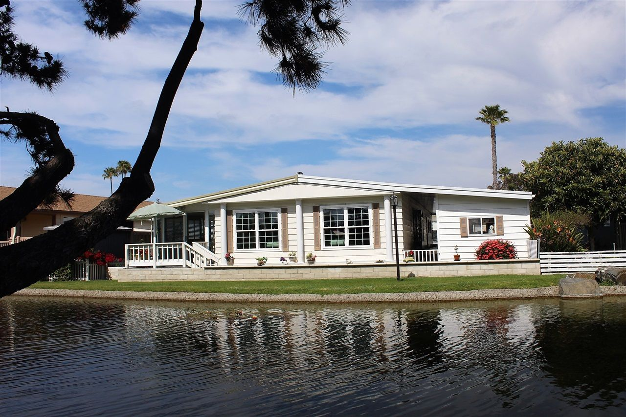 Main Photo: CARLSBAD WEST Manufactured Home for sale : 2 bedrooms : 7017 San Carlos #72 in Carlsbad