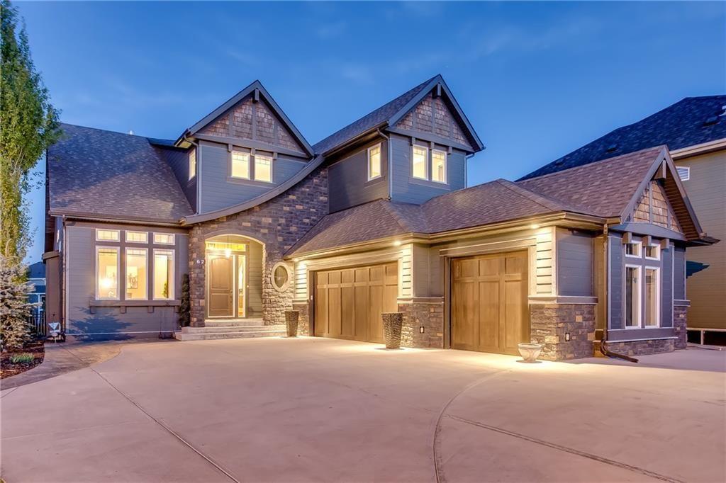 Main Photo: 67 AUBURN SOUND Cove SE in Calgary: Auburn Bay House for sale : MLS®# C4185004