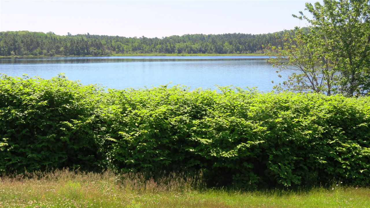 View of Lake from Lot 3