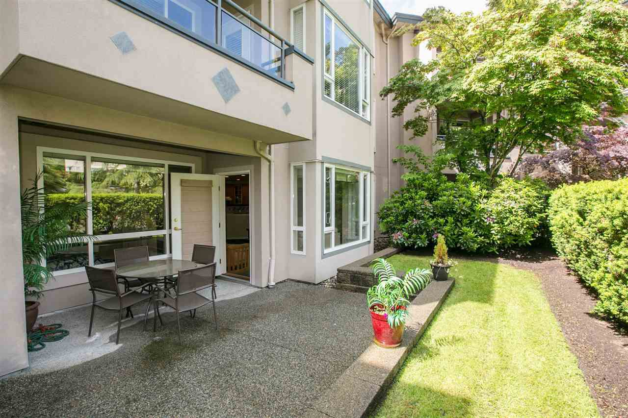 """Main Photo: 102 3280 PLATEAU Boulevard in Coquitlam: Westwood Plateau Condo for sale in """"THE CAMELBACK"""" : MLS®# R2310080"""