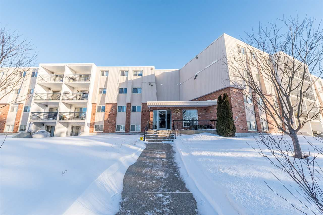 Main Photo: 407 3835 107 Street in Edmonton: Zone 16 Condo for sale : MLS®# E4139176
