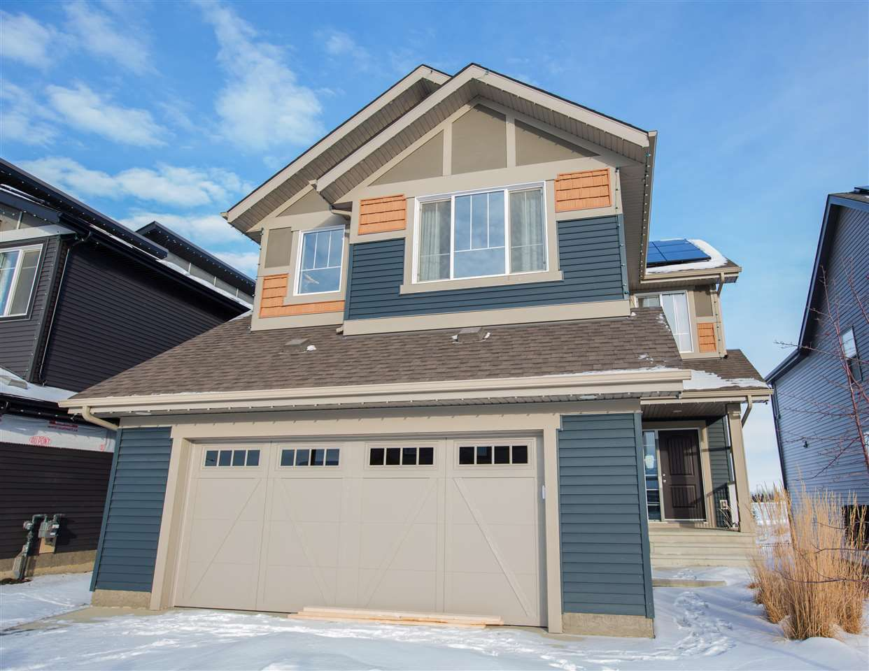 Main Photo: 1612 DAVIDSON Green in Edmonton: Zone 55 House for sale : MLS®# E4139317