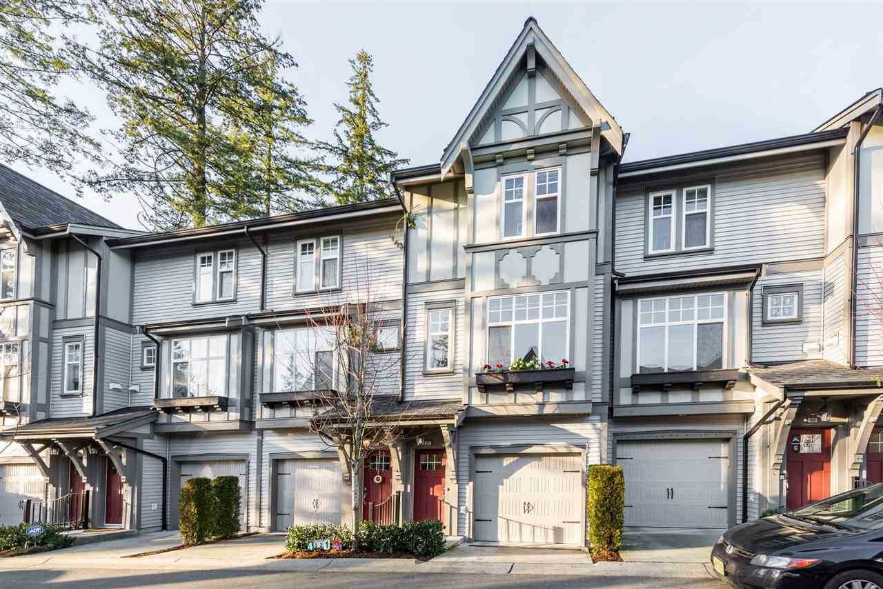 """Main Photo: 47 1320 RILEY Street in Coquitlam: Burke Mountain Townhouse for sale in """"RILEY"""" : MLS®# R2336751"""