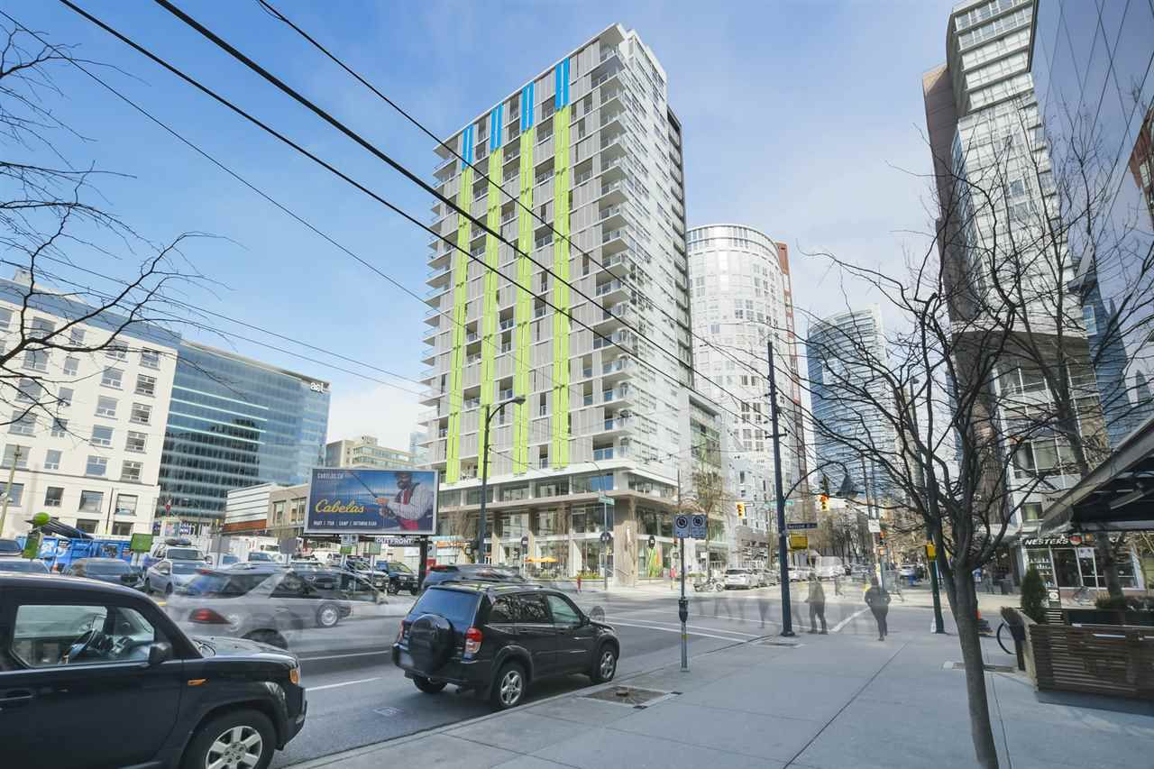Main Photo: 1101 999 SEYMOUR Street in Vancouver: Downtown VW Condo for sale (Vancouver West)  : MLS®# R2346495